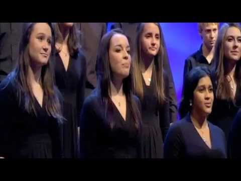 St George's College Chamber Choir - Songs of Praise School Choir of the Year Finals performance