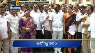 21st: Ghantaraavam 5 PM Heads  TELANGANA - ETV2INDIA