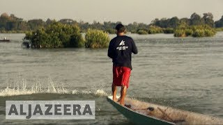 Concerns over Laos dam's environmental impact - ALJAZEERAENGLISH
