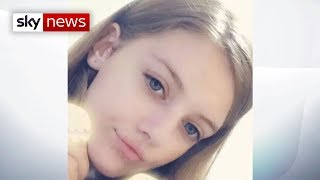 Lucy McHugh's mother describes the pain of losing her 'unique' daughter - SKYNEWS