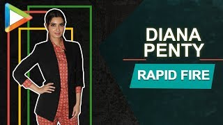 """If I meet Madhuri Dixit from Devdas then...."": Diana Penty - HUNGAMA"
