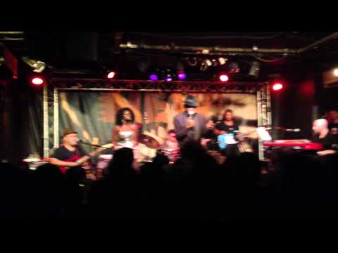 Leon Ware - ''I Want You'' live in Paris at New Morning, Valentine's Day 2013