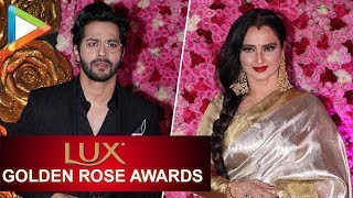 Lux Golden Rose Awards | Red Carpet Event | Part 2 - HUNGAMA