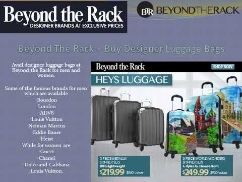 Beyond The Rack -- Grab Best Deals on Designer Brands