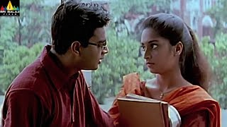 Sakhi Movie Scenes   Shalini and Madhavan Scene   Telugu Movie Scenes   Sri Balaji Video - SRIBALAJIMOVIES
