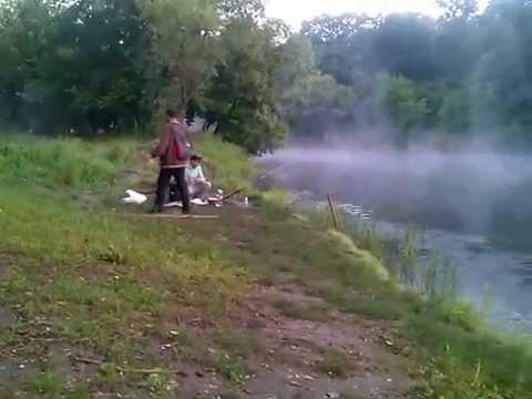 прогноз клева рыбы в славянске