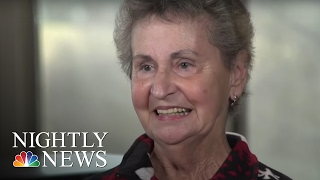 They Expected For Her To Die, But Now, She's Back Home And Back To Life | NBC Nightly News - NBCNEWS