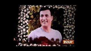 Bollywood celebs attend Narendra Jha's prayer meet - INDIATV