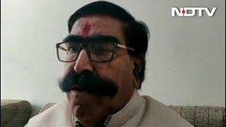 टिकट न मिलने से नाराज ज्ञानदेव आहूजा ने बीजेपी छोड़ी, निर्दलीय चुनाव लड़ने की घोषणा - NDTVINDIA