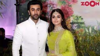 Alia Bhatt makes time for Ranbir Kapoor on Valentine's Day   Bollywood News - ZOOMDEKHO
