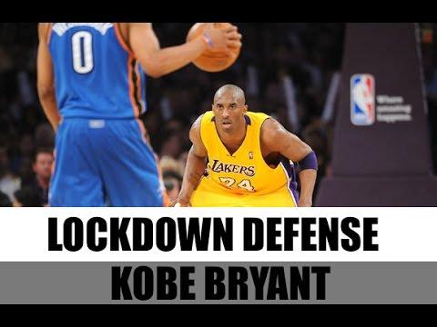 Kobe Bryant Defense : Lockdown How To