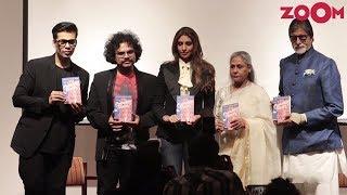 Shweta Bachchan's debut novel launch | Karan Johar, Amitabh Bachchan, Jaya Bachchan | UNCUT - ZOOMDEKHO