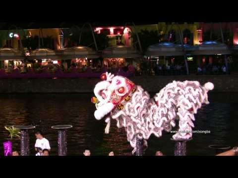 Singapore International Lion Dance Competition 2011 - Malaysia