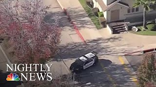 Wave Of Bomb Threats Causes Evacuations And Anxiety Nationwide | NBC Nightly News - NBCNEWS
