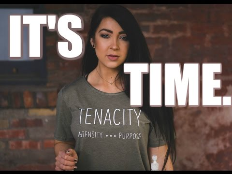 TENACITY. INTENSITY. PURPOSE. | ANNOUNCEMENT!