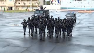 بالفيديو.. «الصاعقة البحرية» تُدرب «الانتشار السريع» على مواجهة التحديات في لواء الوحدات الخاصة