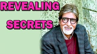 Amitabh Bachchan to reveals his 'UNKNOWN SECRETS' | Bollywood News