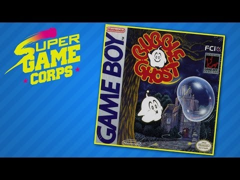 Bubble Ghost - Super Game Corps