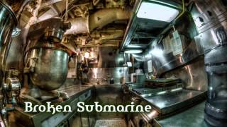Royalty Free :Broken Submarine