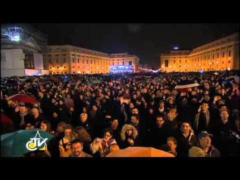 Habemus Papam: video completo del nombramiento de Bergoglio