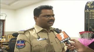 KPHB CI Kushalkar Face To Face Over Karakkaya Business Scam  In Kukatpally | iNews - INEWS