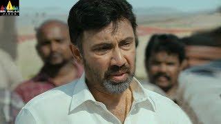 Satya Raj (Kattappa) Scenes Back to Back   Mirchi Latest Telugu Movie Scenes   Sri Balaji Video - SRIBALAJIMOVIES