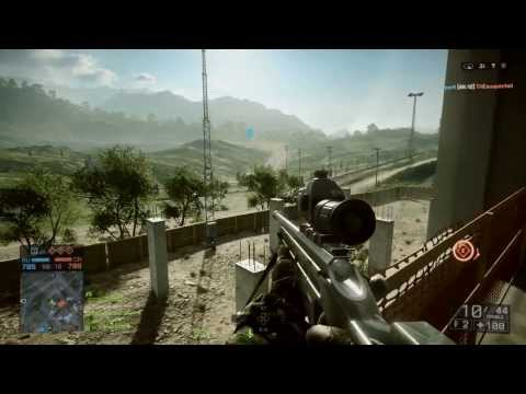 Battlefield 4 #Double kill