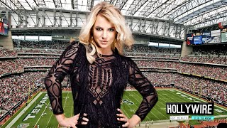 Is Britney Spears Performing At The Super Bowl Halftime Show?! - HOLLYWIRETV