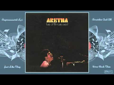 ARETHA FRANKLIN live at filmore west Side One 1   YouTube