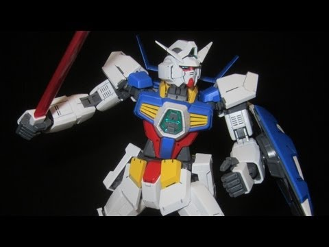 MG Age-1 Normal (Part 4: MS) Gundam Age gunpla 1/100 model review