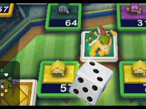 Fortune Street - Mario Stadium [Part 4]