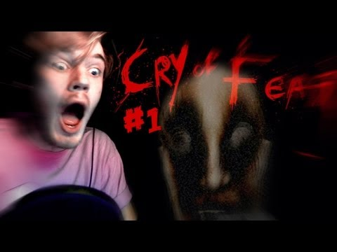 Cry Of Fear: Playthrough - Part 1 - AMAZING NEW HORROR GAME!