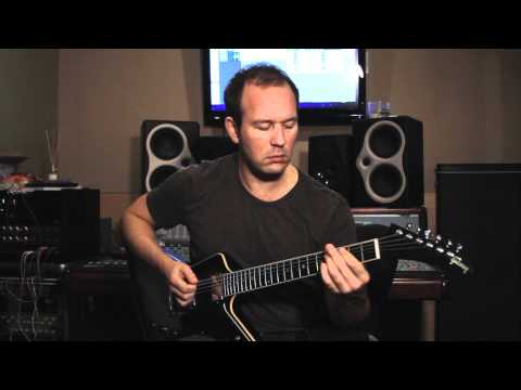 Weekly Shred-ucation with Brendon Small: Lesson Six: One-Finger Riff