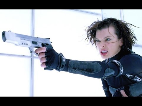 Resident Evil Retribution - Official Trailer (HD) -fetL5JuKGv4