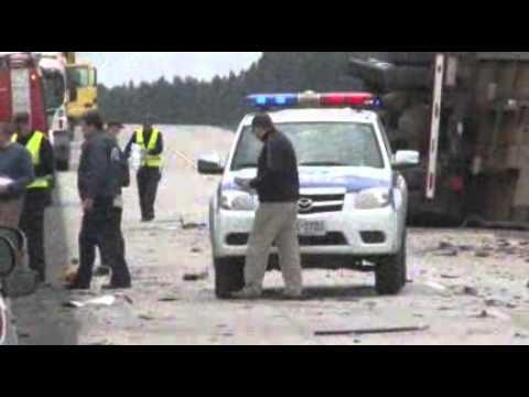 Accidentes fatales durante el fin de semana dejan seis fallecidos
