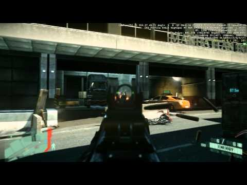 Crysis 2 Max Settings on GeForce GTX 560 Ti