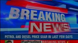 Law Minister reacts on fuel price hike, says money from taxes used for development - NEWSXLIVE