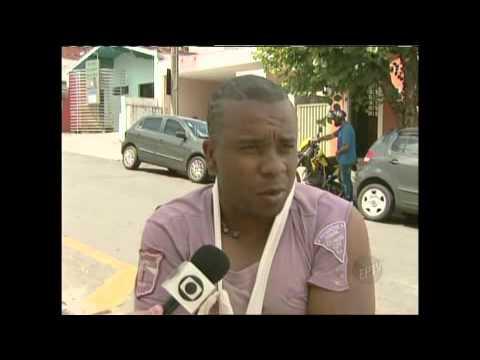 Poços  Acidente com trator deixa 7 trabalhadores feridos   EPTV com   Notícias