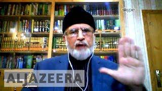 Tahir ul Qadri: 'No rule of law' in Pakistan - UpFront - ALJAZEERAENGLISH