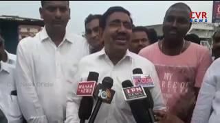 Minister Narayana Visits Titli Affected Areas In Srikakulam Dist | CVR News - CVRNEWSOFFICIAL