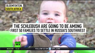 'Climate of antagonism': South African white farmers consider moving to Russia - RUSSIATODAY