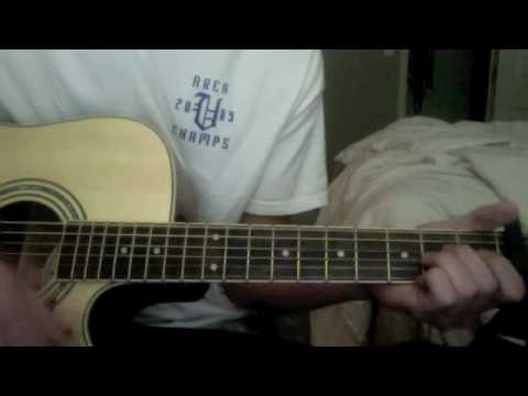 "How To Play ""I Must be Dreaming""-The Maine acoustic"