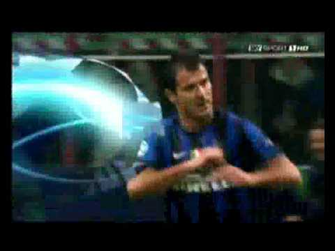 Finale Champions 2010 - Inter - Bayern Monaco - Intro SKY