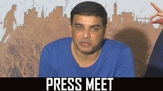 Fidaa Movie Press Meet | Dil Raju Says thanks to CM KCR | TFPC - TFPC