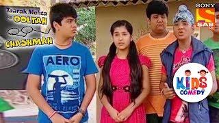 Tapu Sena Teach Poor Children | Tapu Sena Special | Taarak Mehta Ka Ooltah Chashmah - SABTV