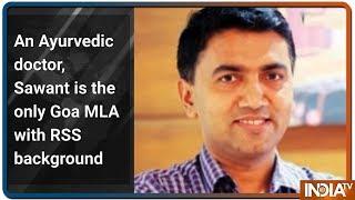 Meet new Goa CM Pramod Sawant - INDIATV