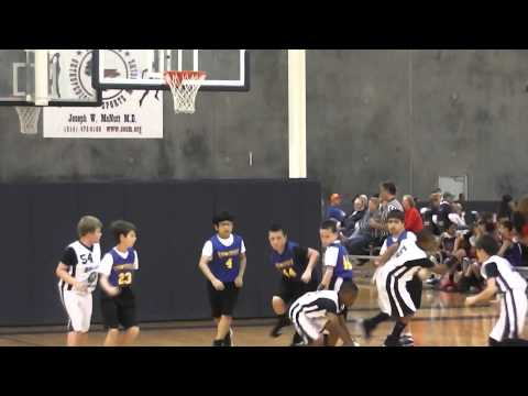 Dribblers vs Shockers 5-5-2013 003 Stryker 2 Point Fast Break Layup