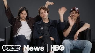 """Beat Break: Beach Fossils Breaks Down How They Composed """"St. Ivy"""" - VICENEWS"""