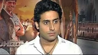 Body doubles are always used for dangerous stunts: Abhishek Bachchan - NDTVINDIA