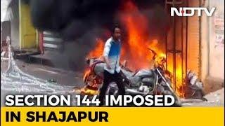 Violence In Madhya Pradesh Town Over Maharana Pratap Jayanti - NDTV